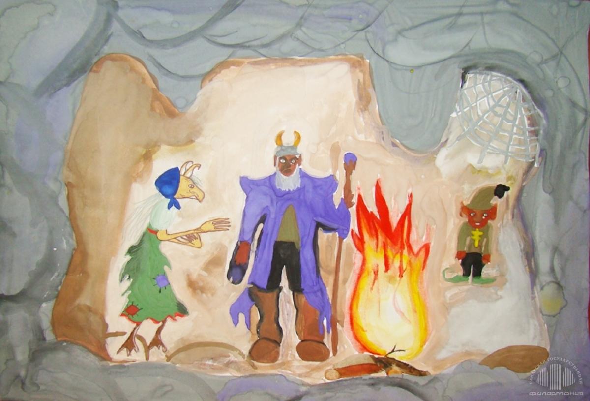 Картинки к музыке грига в пещере горного короля, картинки армейские