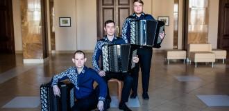 Трио баянистов «Ostinato»